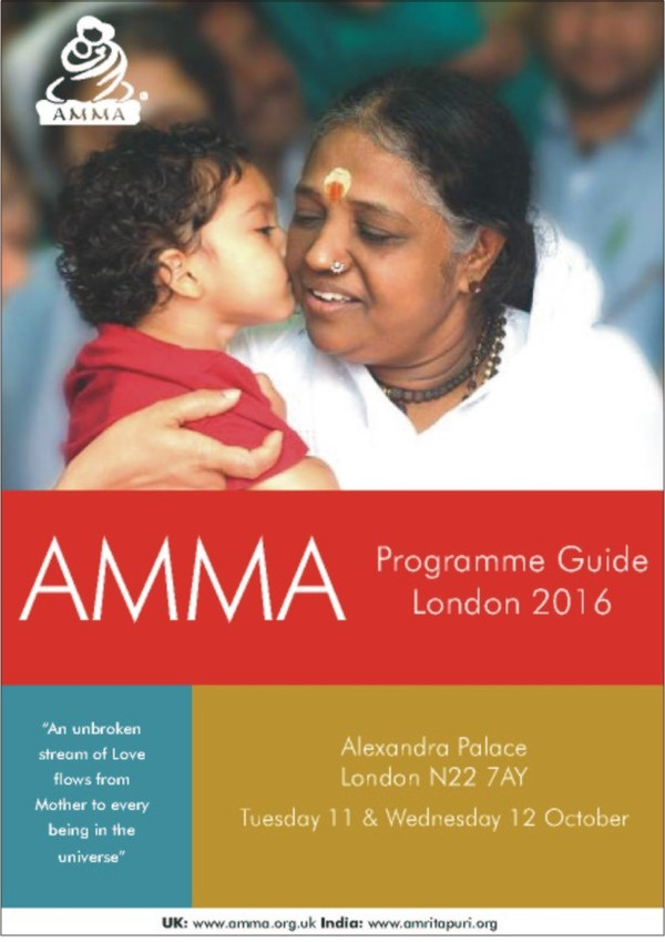 Amma Programme Guide2016