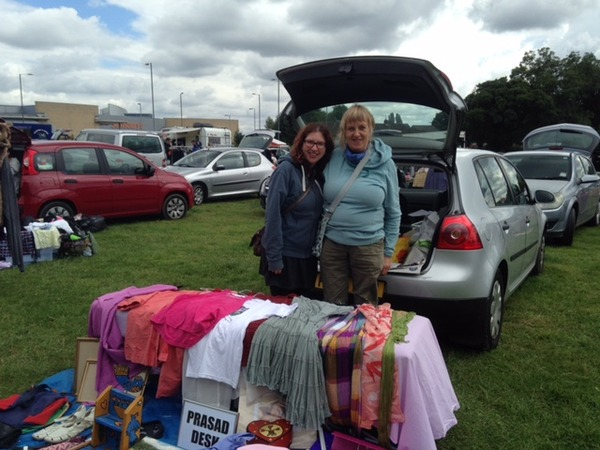 Brimingham Satsang Carboot Sale