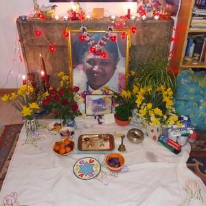 Satsang Altar